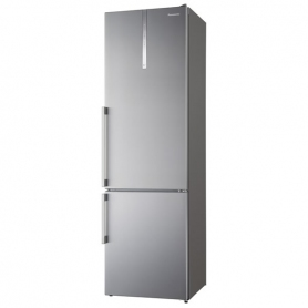 Panasonic NRBN34EX1B Fridge/freezer frost free, Stainless steel, 2000mm height.